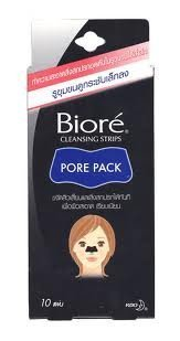 Biore Cleansing Nose Strips Pore Pack by Biore