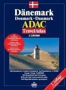 ADAC TravelAtlas Dänemark: 1:250000