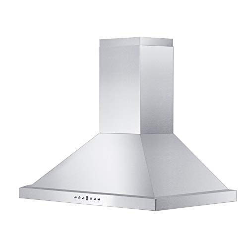 ZLINE 24 in. 760 CFM Wall Mount Range Hood in Stainless Steel (KB-24)