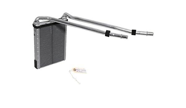 HVAC Heater Core-Heater Core Aluminum Front UAC HT 398215C