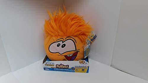 Club Penguin Jumbo Puffle Plush Orange ()