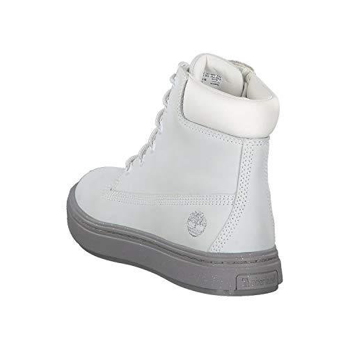 Londyn Bottes Femme Blanc Classiques Timberland CSn5dz1S