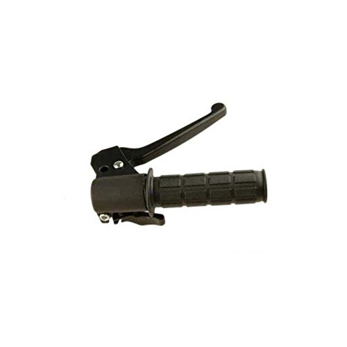 WACOX Poignee gaz Cyclo Compatible avec MBK club-88-89 avec Levier decompresseur