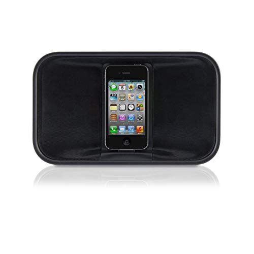 Memorex MA7221 Portable Stereo Speaker System for iPod and iPhone (Renewed) (Memorex Ipod Dock)