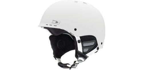 Smith Optics Unisex Adult Holt Snow Sports Helmet (Matte White, X-Large)