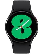 ساعة سامسونج جالكسي 4 الذكية 40 ملم بلوتوث ، أسود