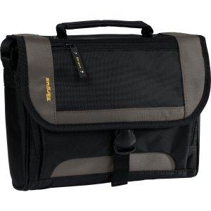 Targus CityGear Mini for iPad, Tablet, Netbook - Black/Yellow Accents