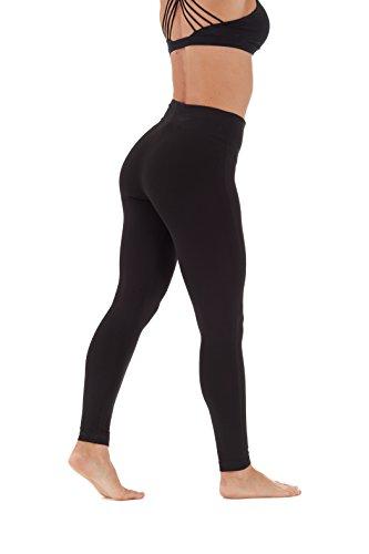 Marika Women's Carrie Tummy Control Legging, Black, Medium