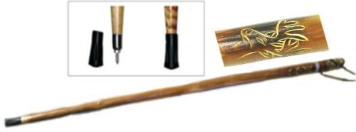 Deer Wood Walking Hiking Stick, Outdoor Stuffs
