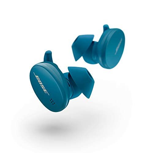 Bose Sport Earbuds – True Wireless Earphones (Bluetooth Headphones for Workouts and Sports), Baltic Blue