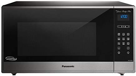 Panasonic 1.6 Cu. Ft. Built-In/Countertop Cyclonic Wave Microwave Oven w/Inverter Technology – Stainless Steel