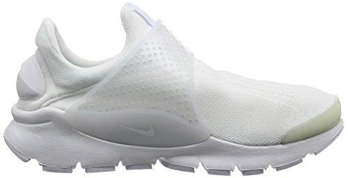 White Top Sock KJCRD Low Dart Mens Nike white Sneaker Running black White 5q68xXWtw