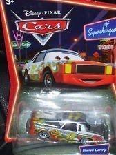 Disney Pixar Cars Supercharged Darrell Cartrip by mattel by Mattel - Mattel Supercharged