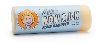 Nellie's All-Natural, Wow Stick, Stain Remover, 2.7 oz