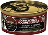 DAVES Can Cat GF Gobble 24×5.5o, My Pet Supplies