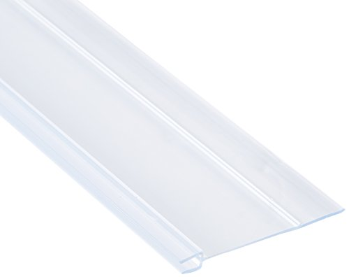 Perfecto Manufacturing APFBAG028 Marineland Plastic Hood Back Strip Lighting for Aquarium, Large, Clear Perfecto Hood Back Strip