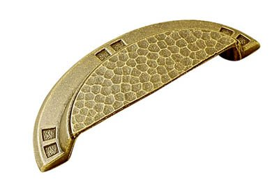 Knob Antique Belwith Windover (Belwith P7527-WDA 3