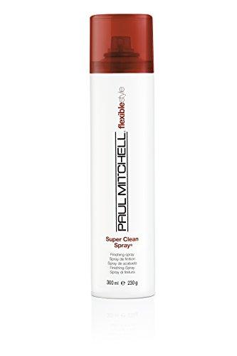 Paul Mitchell Super Clean Finishing Spray, Flexible Style 10 oz