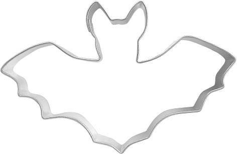 Ausstechform Fledermaus, 8cm