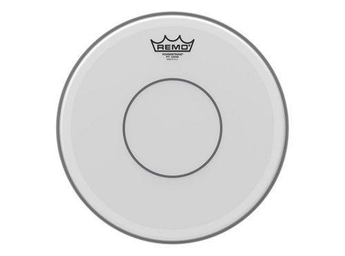 "Remo P70113-C2-U Power stroke 77 Coated Snare Drumhead - Top Clear Dot, 13"" 13"" Remo Inc."