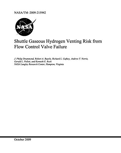 Shuttle Gaseous Hydrogen Venting Risk from Flow Control Valve Failure