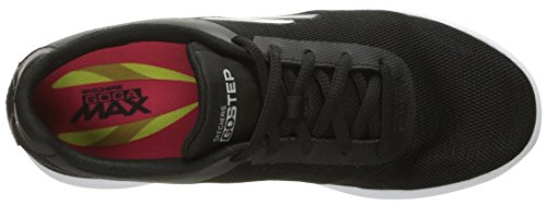 Skechers Go Step Lite-Endure Damen US 7.5 Schwarz Laufschuh UK 4.5
