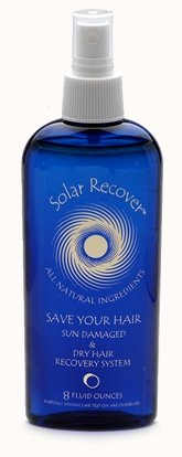 Hair Recovery (Hair Moisturizer and Detangler - Save Your Hair - Sun Damaged & Dry Hair Recovery 8oz)