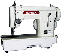 Consew CP206R Portable Walking Foot Machine
