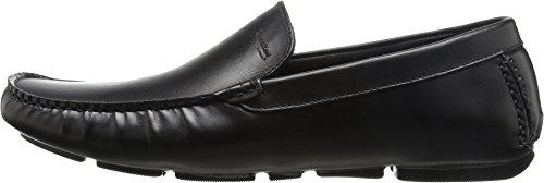Kenneth Cole REACTION Men's Take Care Slip On Loafer, Black, 8 M US