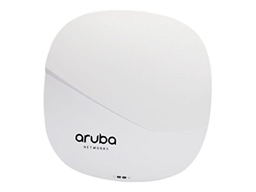 Aruba AP-315 JW797AR Wireless Access Point, 802.11N/Ac, 4X4:4 Mu-Mimo, Dual Radio, Integ (Renewed)