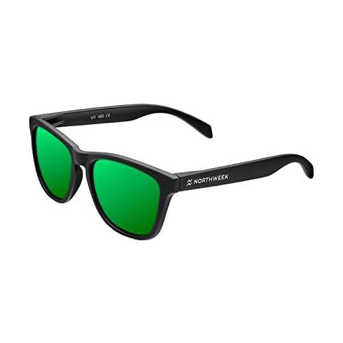 NORTHWEEK - Gafas de sol Polarizadas para Hombre y Mujer Regular. Varios colores disponibles a buen precio