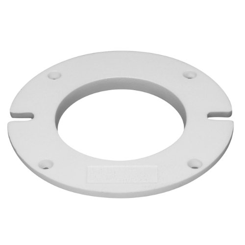Oatey 43519 Flange Spacer for ABS or PVC Closet Flanges, 1/4-Inch
