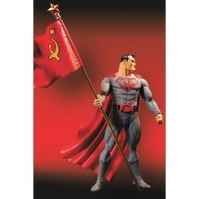 DC Direct Red Son Superman Figure - Elseworlds Series 1 by DC Comics Dc Direct Elseworlds Series