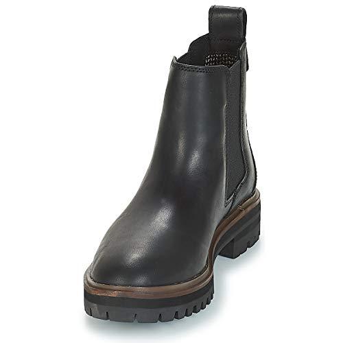 Noir World 41 Timberland Gmbh Eu Trading Noir Chelsea Femme Boots FYRqRycd