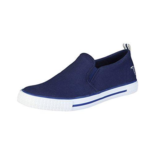 Scarpa Sportiva Marrone Trussardi Blu 77S519 Jeans Uomo Azzurro Mocassini Blue e aXzaH84