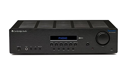 Cambridge - Topaz SR20 Receiver (Black)