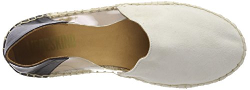 Optic Alpargatas Mujer Ls183000 Liebeskind Goat Blanco Berlin 0286 para White wPq0wTx4t