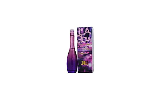 jennifer lopez LA Glow Eau De Toilette Spray, 3.4 Ounce ()