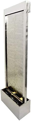 Primrose Cascata gigante parete dacqua e acciaio inossidabile 1.74m