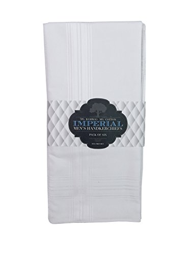 Imperial Bamboo Handkerchief Set Pack