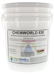 Chemworld Boiler Rust Inhibitor - 5 Gallons - Treats 1,25...