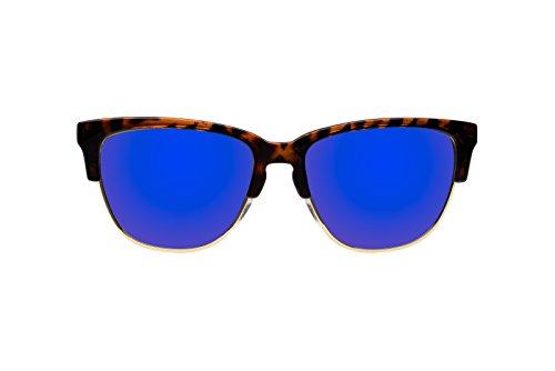 sol Gafas de Sunset RUNLEY Azul POLARIZED qEzCqOn