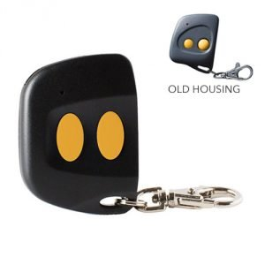 81lm or 82lm replacement keychain 2 button remote