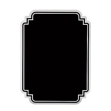 Office by Martha Stewart™ Chalkboard Decal (11.5 x 15.5 inches) #44380