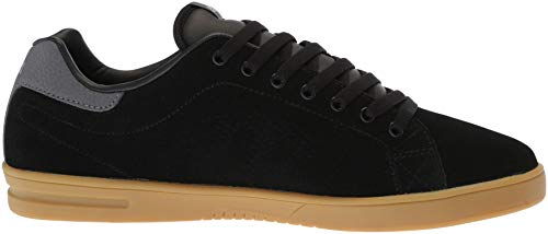 Etnies Mens Black Grey LS Gum Shoe Skate Men's Callicut r1HrS