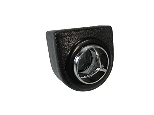 (Under Dash Round Vent / Louver for 2-1/2
