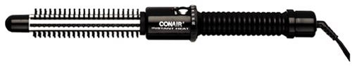 Conair Instant Heat Hot Curl Brush; 3/4-inch