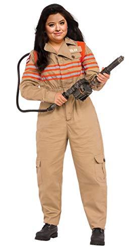 Rubie's Women's Ghostbusters Movie Grand Heritage Plus Size Costume, Multi, One]()