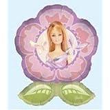 "28"" Barbie Flower Balloon"