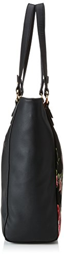 60 Black Schwarz Shoulder Yuki Gabor Bag Women's FIwwYRU